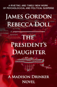 Cover Image - The President's Daughter